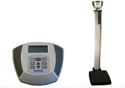 Health O Meter® Physician Electronic Scale with Rod