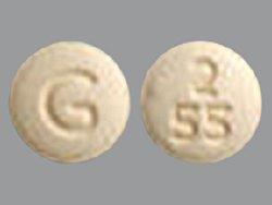 Glenmark Pharmaceuticals 68462025501