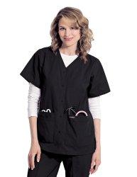 Landau Uniforms 8232BKPSM