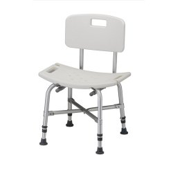 Merits Health Heavy Duty Bath Bench Bariatric
