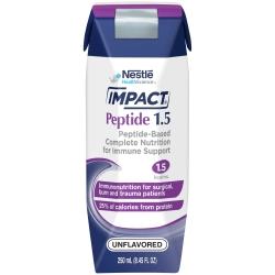 Impact® Peptide 1.5 Tube Feeding Formula