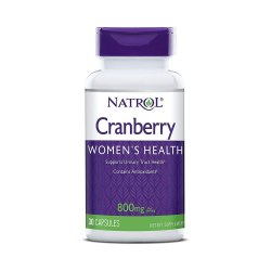 Natrol® Cranberry Extract Dietary Supplement, 30 Capsules per Bottle