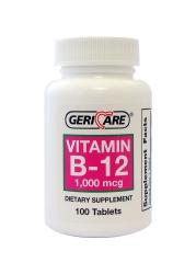 Geri-Care Vitamin B-12 Supplement
