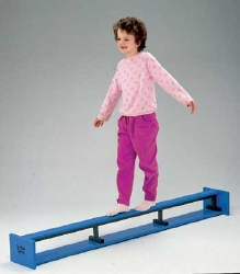 CanDo® Tumble Forms® Balance Beam, 72 in. L x 7 in. W x 6 in. H, 200 lbs. Capacity