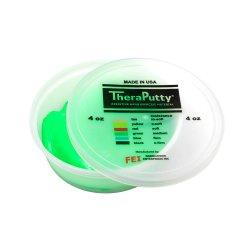 CanDo® TheraPutty™ Exercise Material, Green, Medium, 6 oz.