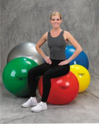 Thera-Band® Inflatable Exercise Ball