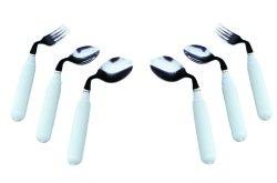 Comfort Grip Reusable Left Handed Fork