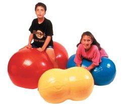 Fabrication CanDo® Inflatable Exercise Saddle Roll