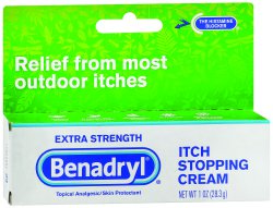 Benadryl® Itch Relief