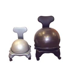 CanDo® Plastic Ball Chair