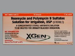Xgen Pharmaceuticals 39822120102