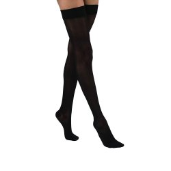 JOBST® UltraSheer Thigh High Compression Pantyhose, Small