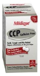 CCP Caffeine Free Cold Relief