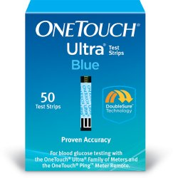 One Touch® Ultra® Blood Glucose Test Strips