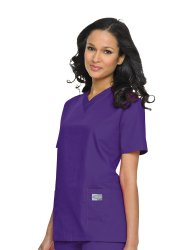 Landau Uniforms 70221GRAPEMEDIUM