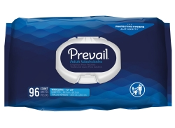 Prevail® Personal Wipe Scented Soft Pack
