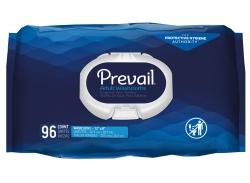 Prevail® Fresh Scent Washcloths, Soft Pack