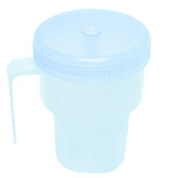 Kennedy™ 1-Handled Spillproof Drinking Cup, 7 oz.