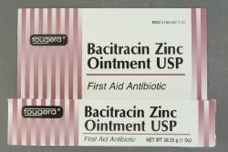 Bacitracin and Zinc Ointment
