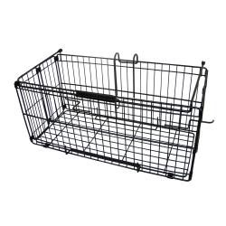drive™ Rollator Basket, 16 in. L x 6 in. W x 7-1/2 in. H, Aluminum