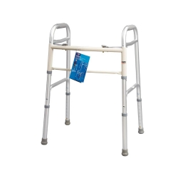 Carex® Dual-Button Walker