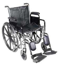 9SL Lightweight Wheelchair