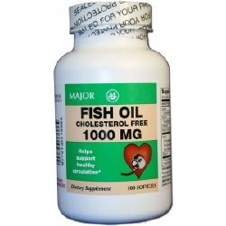Major® Fish Oil Supplement