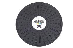 CanDo® Economy Balance Board, Economy, 14 in. Dia. x 2 in. H