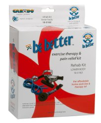 Point-Relief™ Be-Better™ Lower Body Rehab Kit
