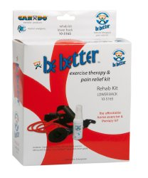 Point-Relief™ Be-Better™ Lower Back Rehab Kit