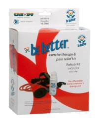 Point-Relief™ Be-Better™ Shoulder Rehab Kit