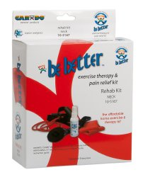 Point-Relief™ Be-Better™ Neck Rehab Kit