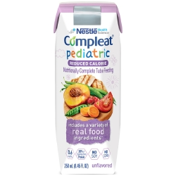 Compleat® Reduced Calorie Pediatric Tube Feeding Formula