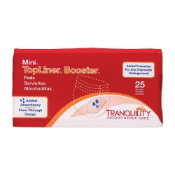 PBE TopLiner™ Incontinence Booster Pad