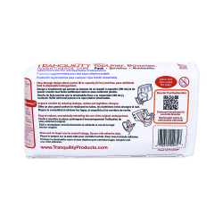 TopLiner™ Mini Adult Disposable Moderate-Absorbent Incontinence Booster Pad, 2-3/4 X 10-1/2 Inch