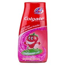 Colgate® Kids 2 In 1 Toothpaste