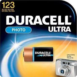 Duracell PL123BKD01