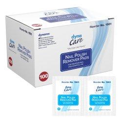 dynarex® Nail Polish Remover Pad