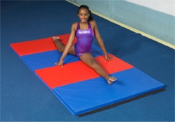 CanDo® Accordion-Fold Exercise Mat