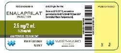 West Ward Pharmaceutical 00143978610