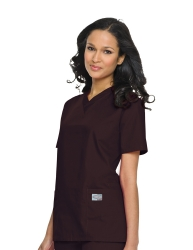 Landau Uniforms 70221BROWNLRG