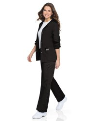 Landau Uniforms 75221BLACKSML