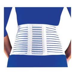 FLA Orthopedics® Cool-Lightweight Lumbar Sacral Support, Extra Large