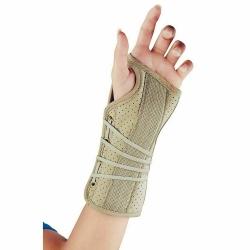 Soft Fit Left Wrist Brace, Medium
