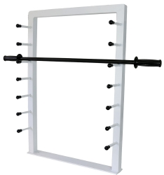 Upper Body Climbing Board and Bar