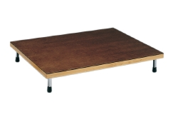 CanDo® Powder Board with Folding Legs, 40 in. L x 29 in. W x 7 in. H