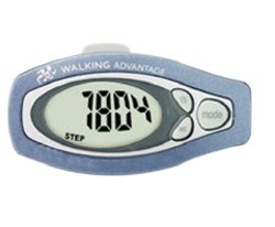 Fabrication Baseline® Pedometer