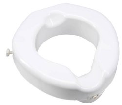 Carex® Bariatric Toilet Seat