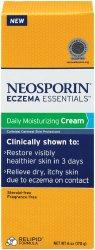 Neosporin® Eczema Essentials™ Moisturizer