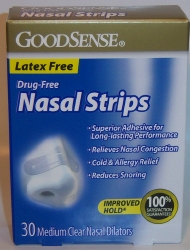 GoodSense® Nasal Strips